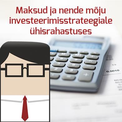 Ühisrahastusse investeerimisstrateegiad ja maksud