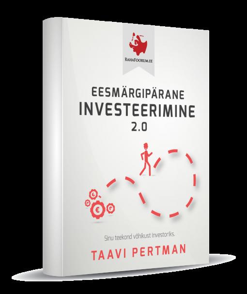 """Alustava investori käsiraamat """"Eesmärgipärane investeerimine 2.0"""""""