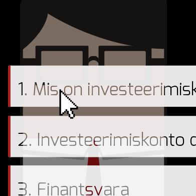 Mis on investeerimiskonto ja kuidas seda deklareerida