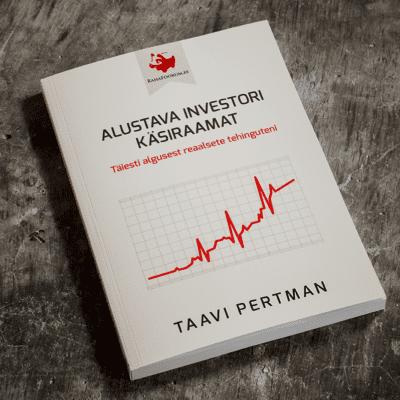 Alustava investori käsiraamat: Täiesti algusest reaalsete tehinguteni