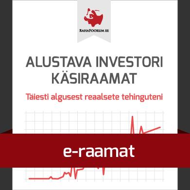 Alustava investori käsiraamatu e-raamat